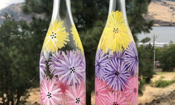 paintedflowers 1